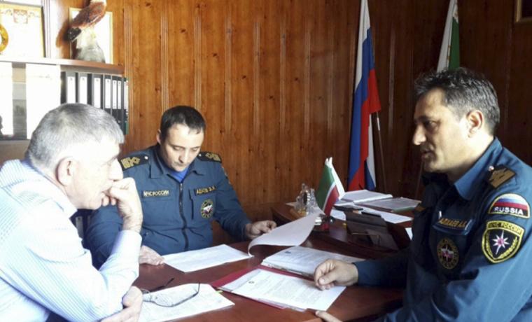 Кади-Юрт признан самым безопасным сельским поселением на Северном Кавказе