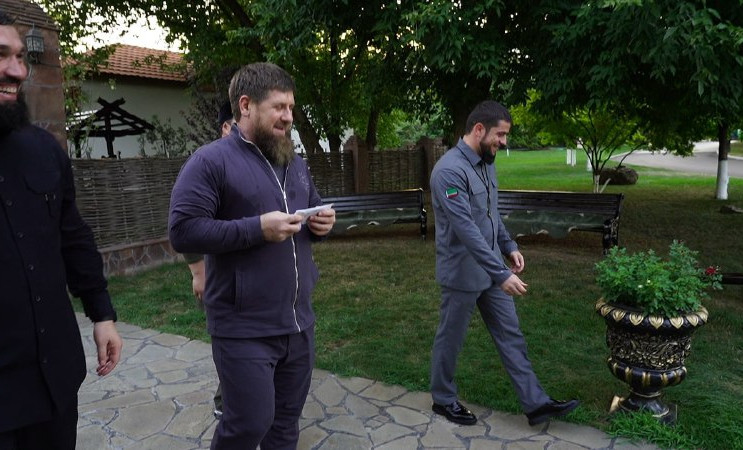 Глава Чеченской Республики Рамзан Кадыров удостоен премии ЧГТРК «Грозный»