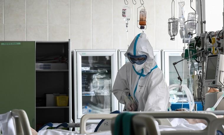 В России за сутки выявили 9 328 случаев заражения коронавирусом