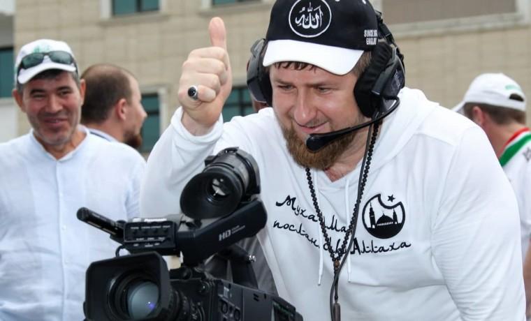 Рамзан Кадыров поздравил телевизионщиков с профессиональным праздником