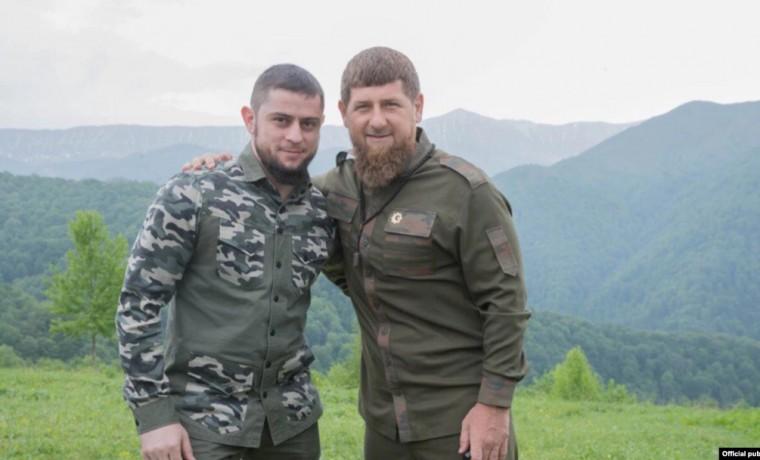 Ахмед Дудаев выплатил Рамзану Кадырову премию в размере 24 тысячи рублей