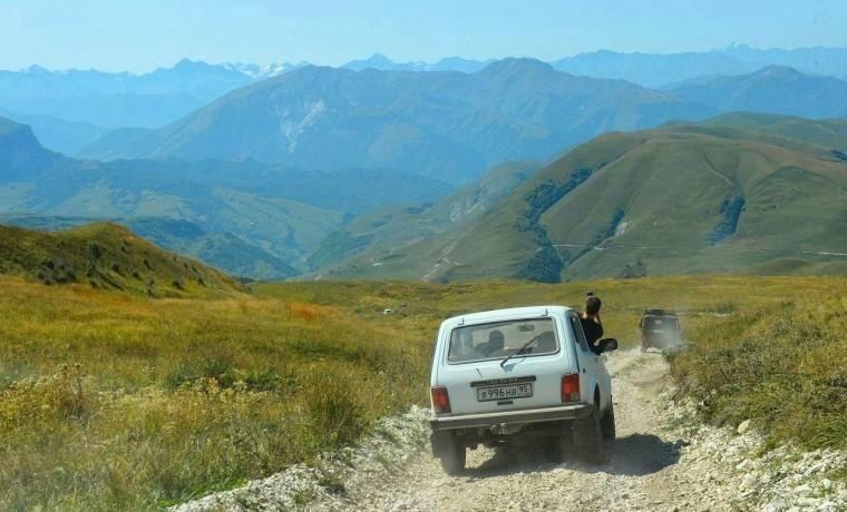 В Чеченской Республике активно развивается экологический агротуризм