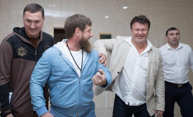 Олег Тактаров высоко оценил заслуги Главы ЧР Рамзана Кадырова
