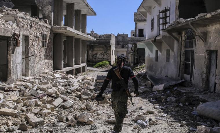 Террористы ИГ из миномётов обстреляли жилые кварталы Мосула