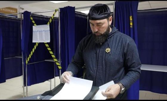 Рустам Абазов: На избирательных участках мы делаем выбор, от которого будет зависеть наша жизнь