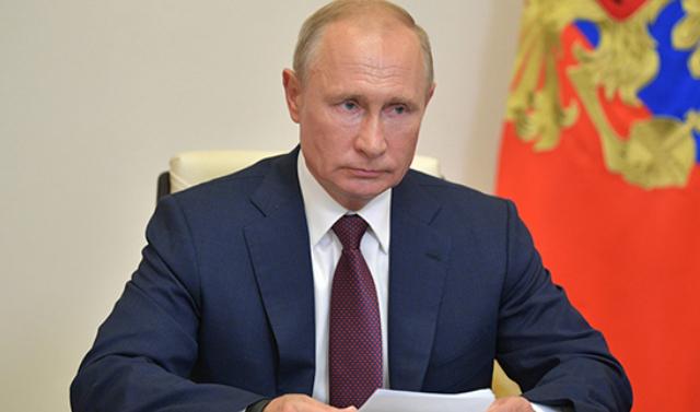Владимир Путин внесет в ГД РФ законопроект о Госсовете