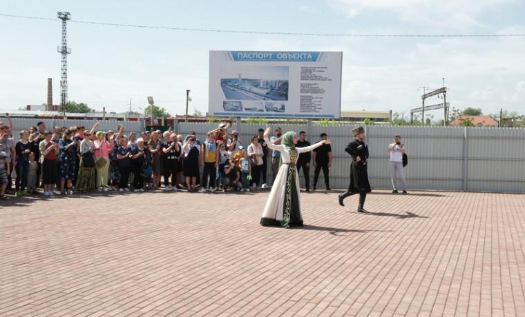 В Грозный прибыл железнодорожный круизный рейс «Гостеприимный Кавказ»