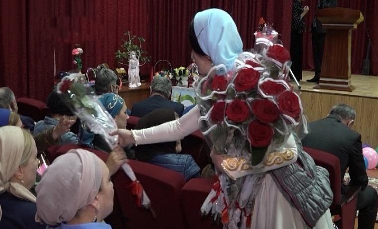 В Чечне отметили Международный женский день