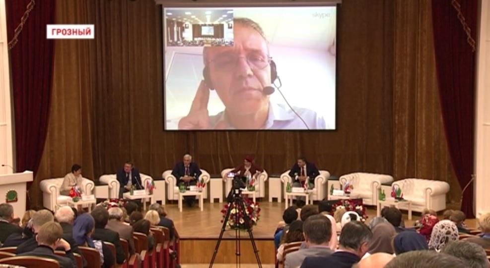 В ЧГУ прошел международный семинар по вопросам повышения уровня образования
