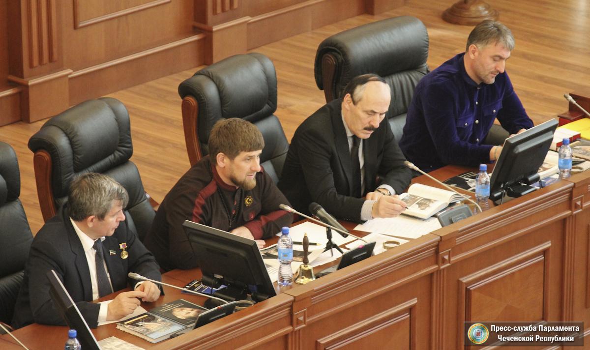 Р. Кадыров и Р. Абдулатипов стали гостями Международной конференции СМИ