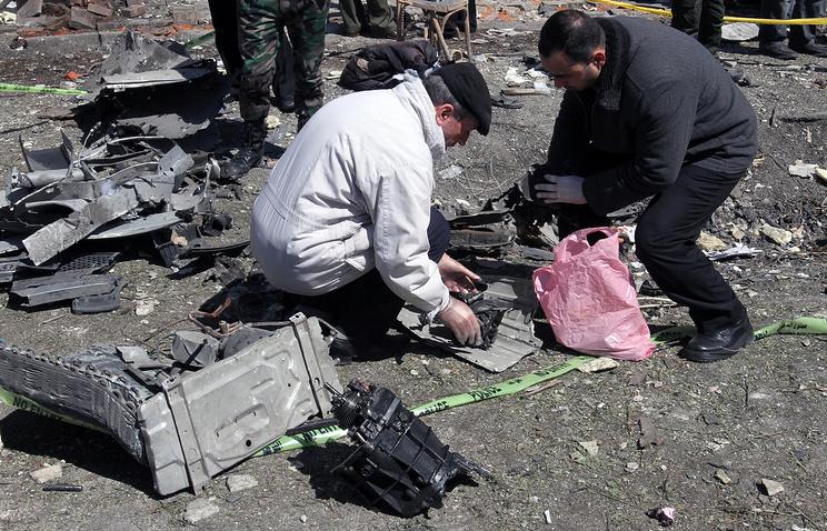 В Дамаске в результате взрыва погибли не менее 25 человек
