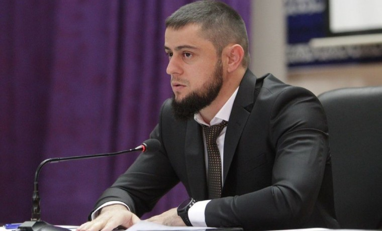 Ахмед Дудаев встретился с руководителями республиканских СМИ