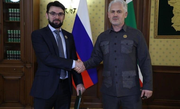 Муслим Хучиев: Стратегическая цель ЧР — построение экономически устойчивого региона