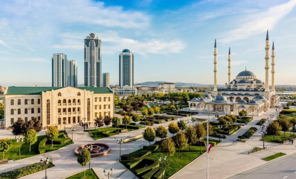 В Чеченской Республике построят многофункциональный парк с фуд-кортами