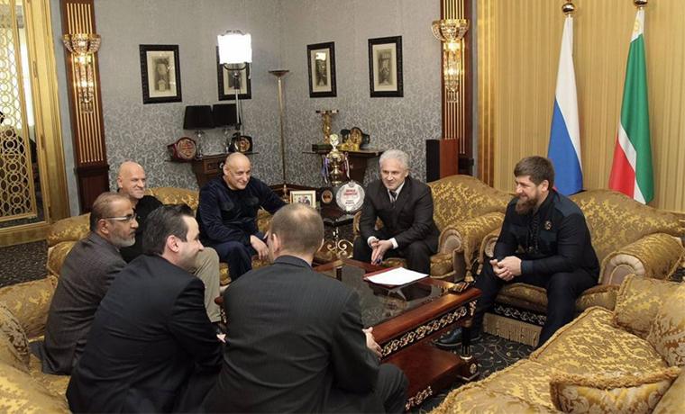 В Чечне откроют Исламский банк