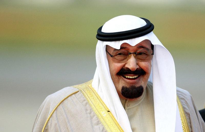 Саудовская Аравия простилась с королем Абдаллой
