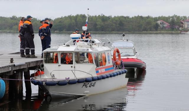 С начала года на водных объектах России спасено почти 1800 человек