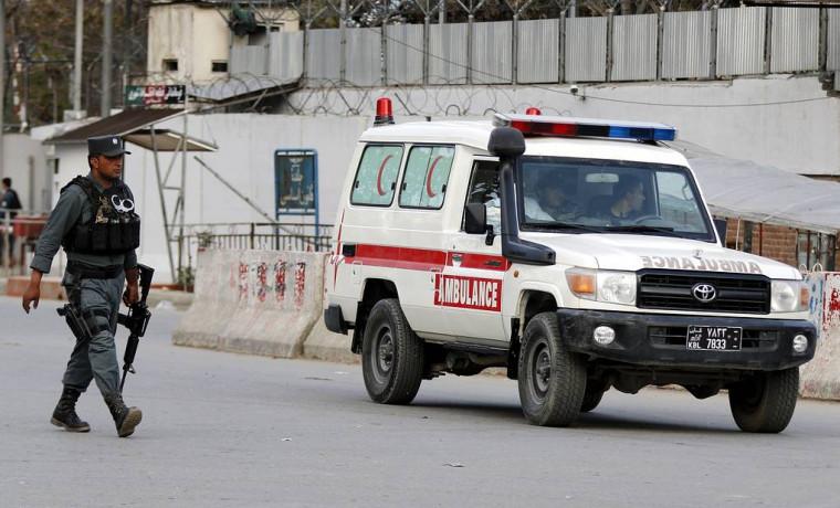 Около 100 человек погибло из-за взрыва в мечети на севере Афганистана