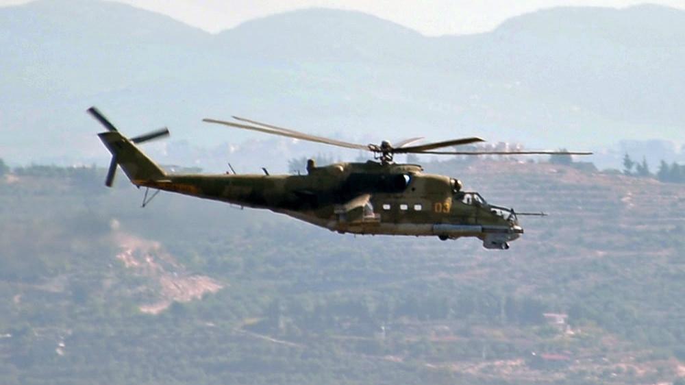 Боевики «Иблисского государства» сбили российский вертолет в Сирии из американского оружия