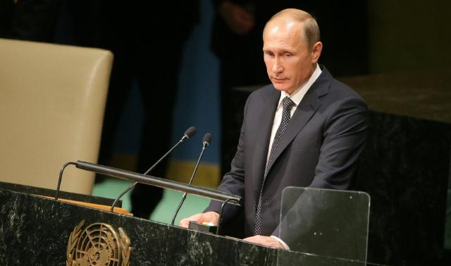 Владимир Путин выступит с видеообращением на сессии ГА ООН 22 сентября