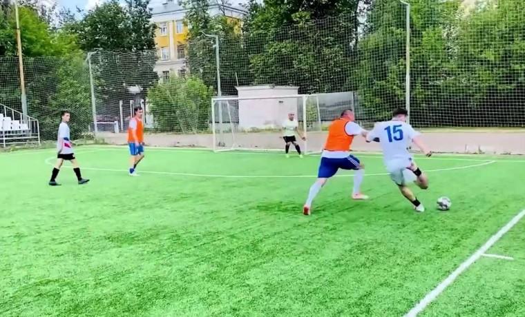 В Ярославле прошел межнациональный турнир по футболу