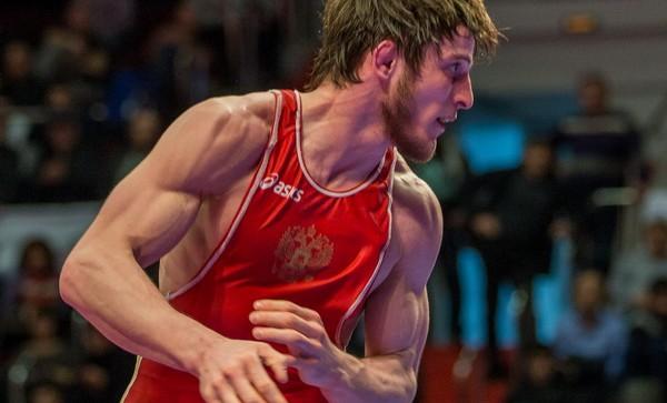 Абуязид Манцигов завоевал золотую медаль международного рейтингового турнира по греко-римской борьбе
