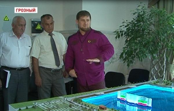 «Грозненское море» станет одной из достопримечательностей Чечни