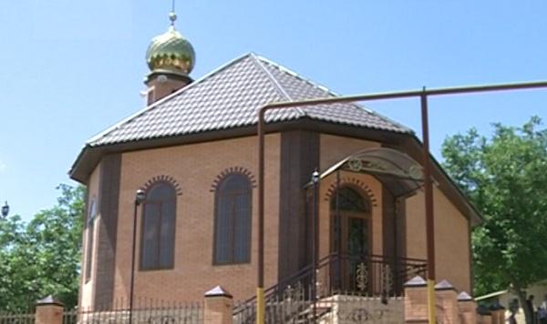 Свои двери для мусульман открыла еще одна мечеть