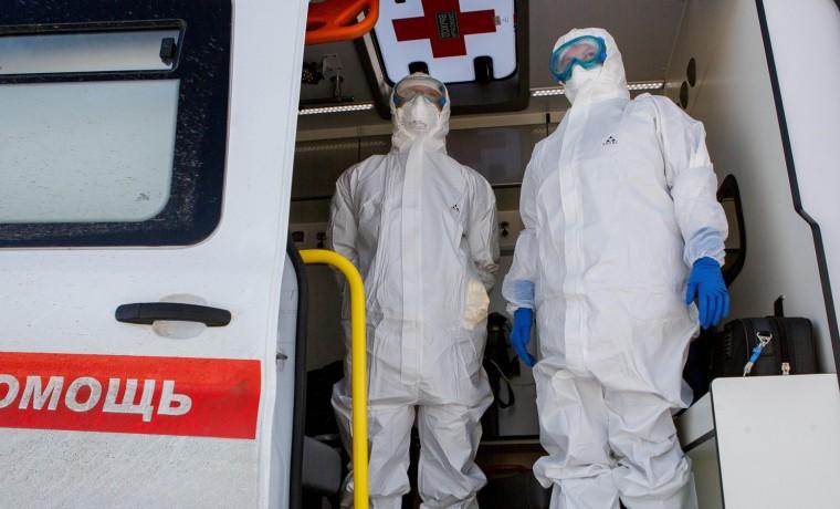 За последние сутки в России выявили рекордные 27 543 заразившихся коронавирусом