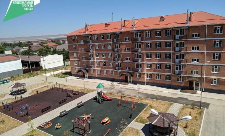 Около 280 млн рублей получит ЧР на сокращение аварийного жилья
