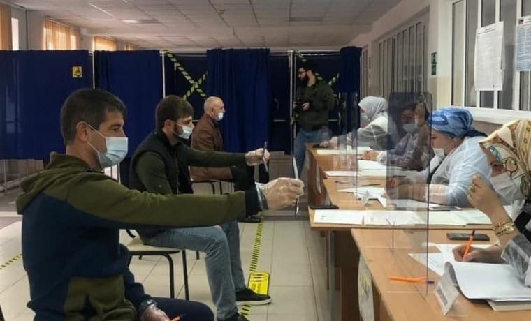 Чеченская Республика лидирует среди регионов России по явке на выборы