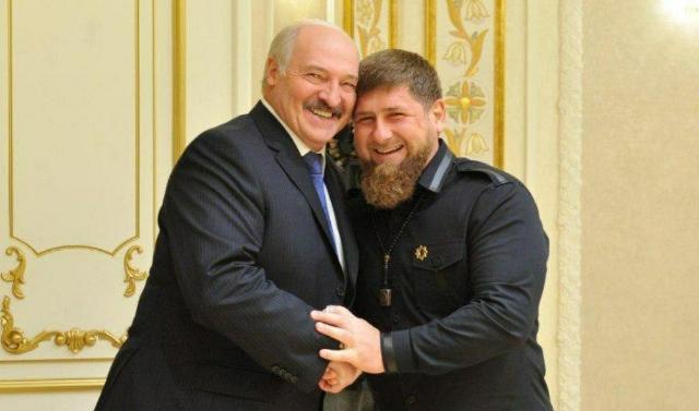 Рамзан Кадыров о Лукашенко: Я отношусь к Александру Григорьевичу с огромным уважением!