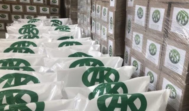 Более 750 тысяч продуктовых наборов раздал РОФ им. А.-Х. Кадырова с начала самоизоляции