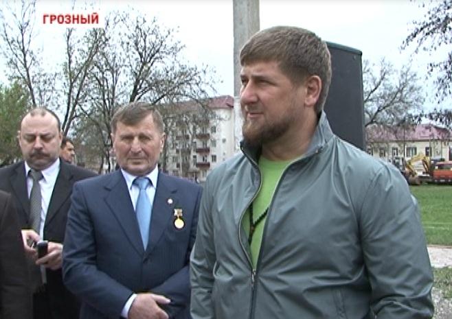 В Грозном построят первый в республике энергоэффективный дом