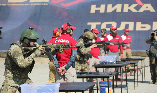 В Гудермесе завершился VIII открытый чемпионат ЧР по тактической стрельбе памяти А.-Х. Кадырова