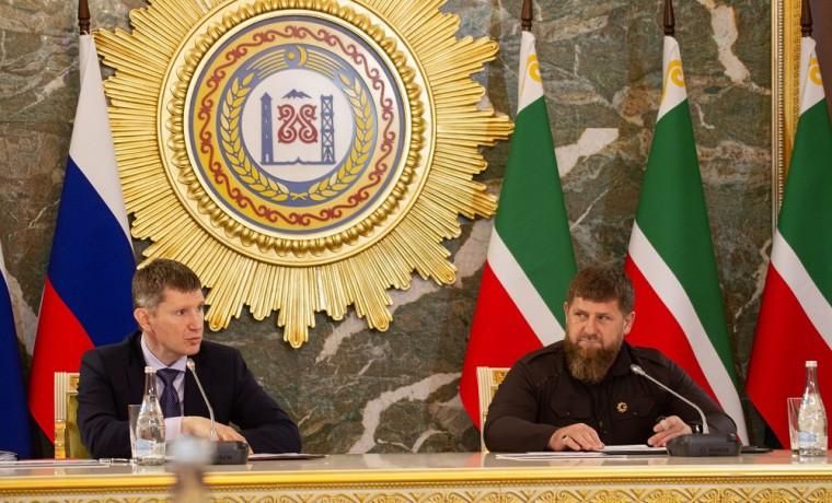 Строительство особой экономической зоны «Грозный» и ВТРК «Ведучи» будет дофинансировано