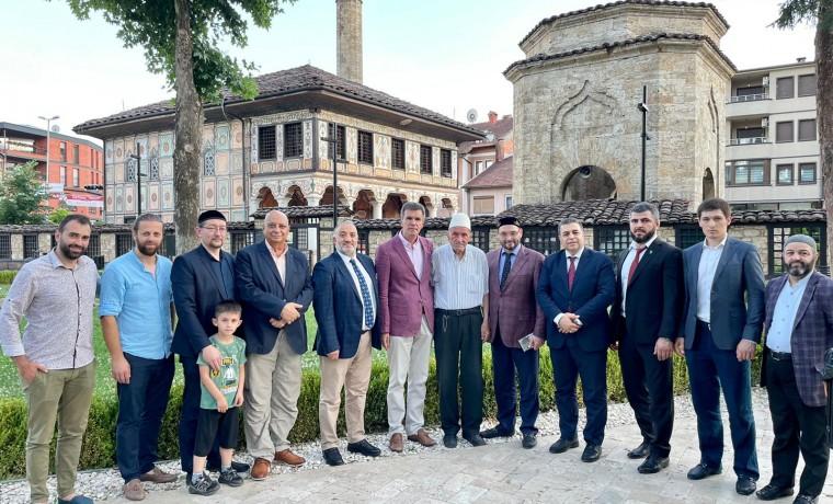 Парку и монументу в Македонии будет присвоено имя Ахмата-Хаджи Кадырова