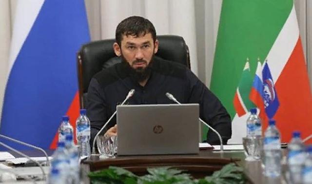 Магомед Даудов: количество желающих вступить в партию ЕР в Чечне значительно возросло