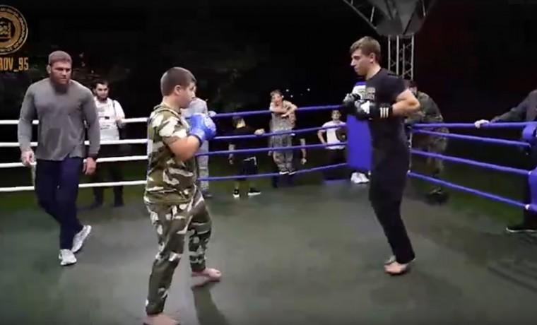 В Чеченской Республике провели большой боксерский турнир