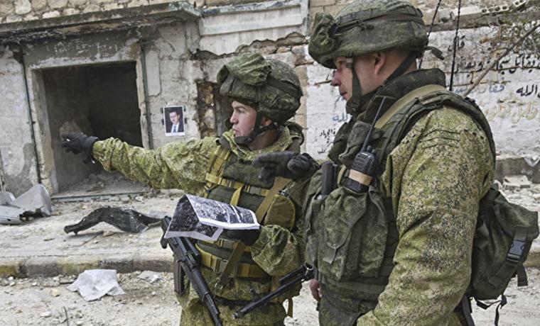 Госдума РФ приняла закон о госзащите военнослужащих, борющихся с терроризмом