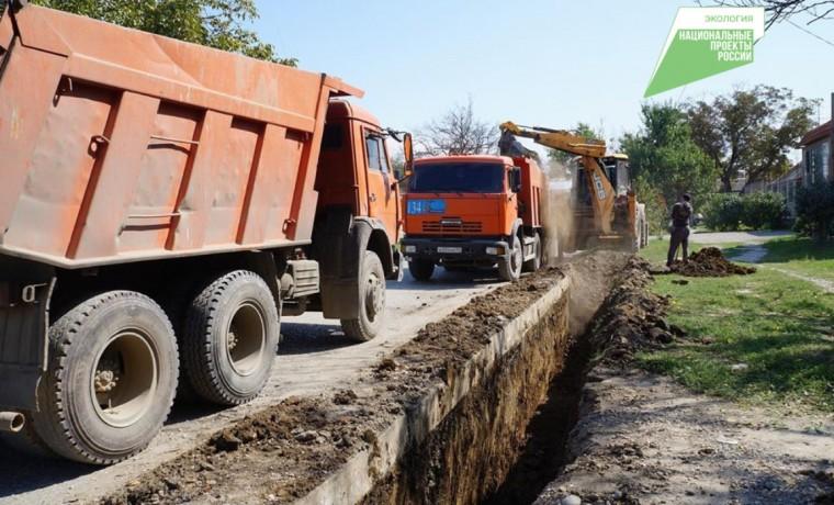 В Грозном проведены работы по реконструкции системы водоснабжения по нацпроекту «Экология»