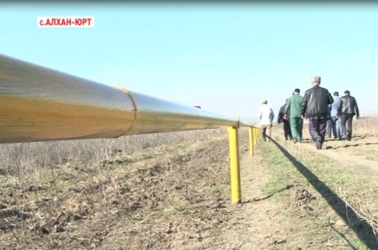 Проблему Абазиевых с газопроводом решил Глава Чечни