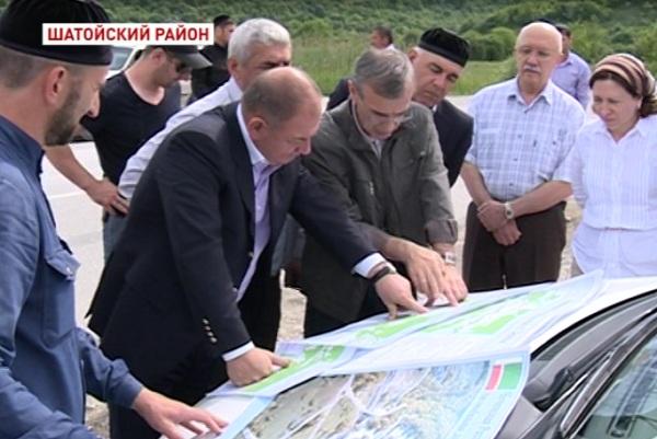 Инспекция Абубакара Тумхаджиева по горным районам республики