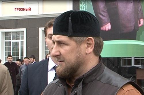 В Грозном открылись два новых корпуса Чеченского государственного университета
