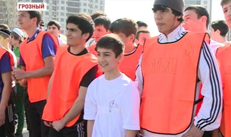 Шестую годовщину инаугурации Главы Чечни отметили марафоном-забегом