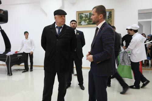 В ст.Наурская открылся первый районный Молодежный центр