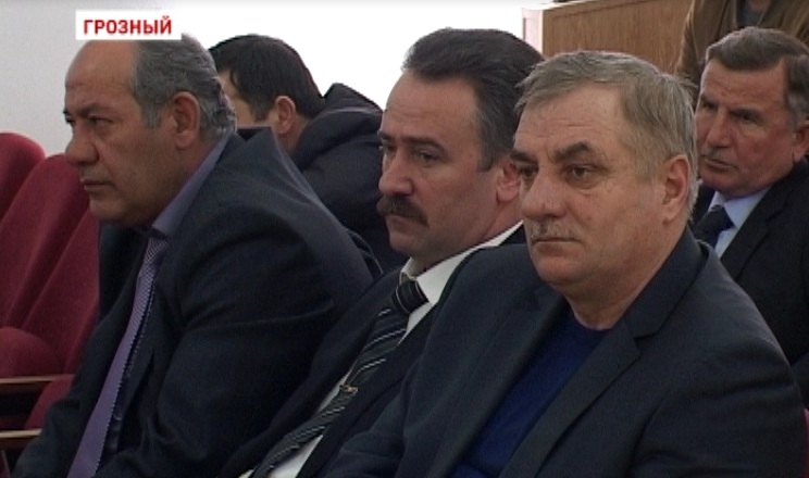 В Грозном состоялась встреча членов ассоциации главных врачей Республики