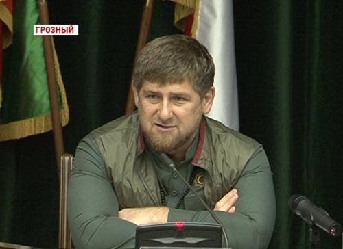 Р. Кадыров: работа чеченского МВД признана лучшей по СКФО