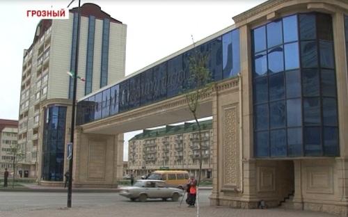 Надземные переходы в Грозном будут отреставрированы