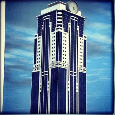 В Грозном определили новый дизайн «Олимпа»